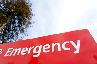 emergency sign 310x000
